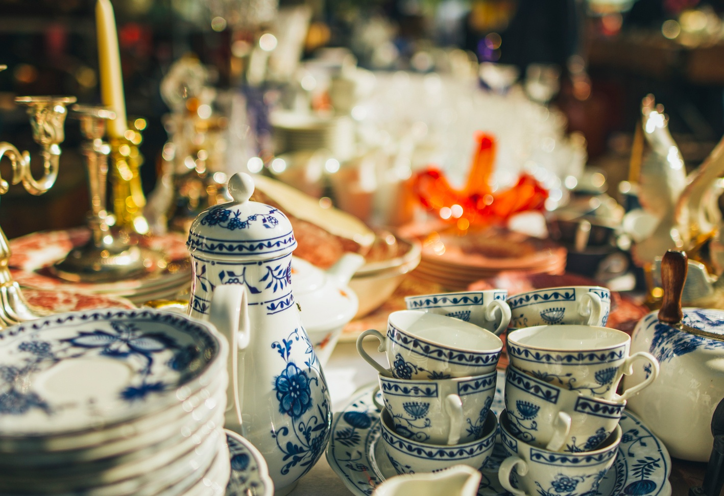 How Estate Auctions Work to Help You Sell Your Parents' Stuff