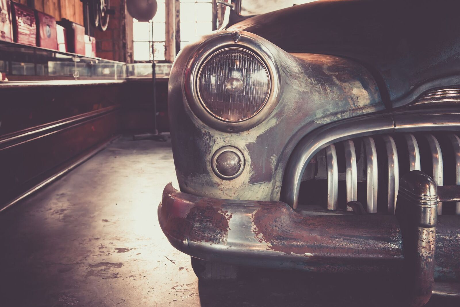 Inherited a Classic Car? How to Decide Whether to Keep or Sell