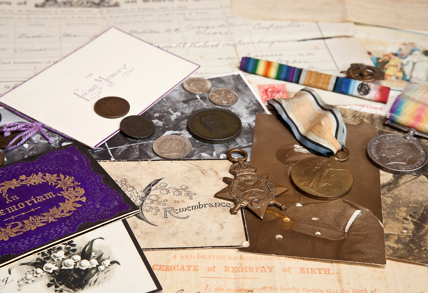 Props for Dad: A Daughter Uncovers Hidden War Memories