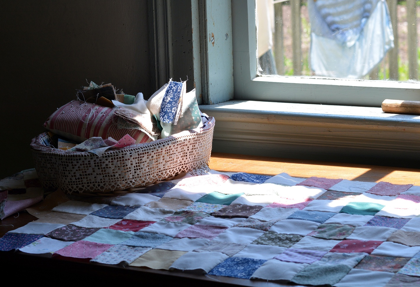 The Quilt That Came Alive: Laura's Special Project for Grandma